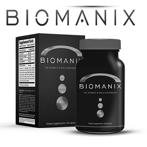 Biomanix Capsules price in Pakistan